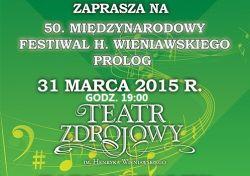 50. Międzynarodowy Festiwal Henryka Wieniawskiego